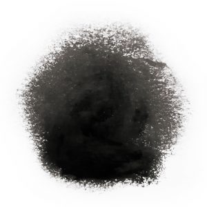 Akua Intaglio Bone Black