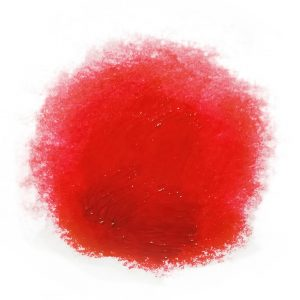 Akua Intaglio Scarlet Red