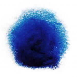 Caligo Safe Wash Etching Ultramarine Blue