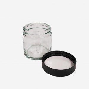 Empty Glass Jars
