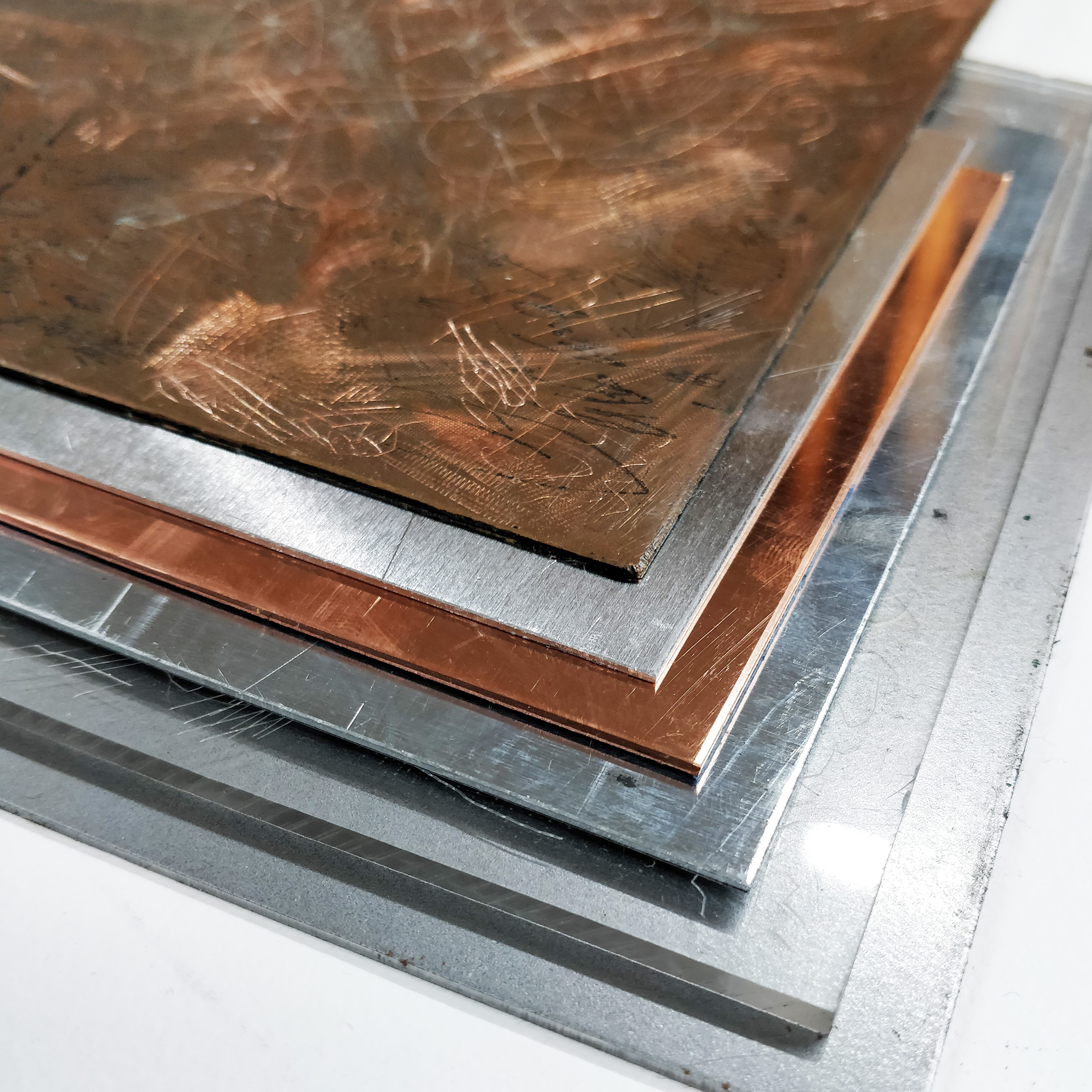 Etching Plates