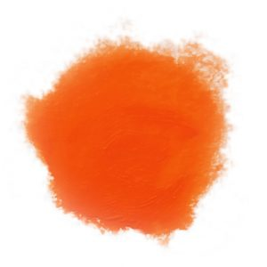 Graphic Chemical Water Soluble Relief Ink Orange