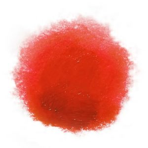 Graphic Chemical Water Soluble Relief Ink Sunburst Red