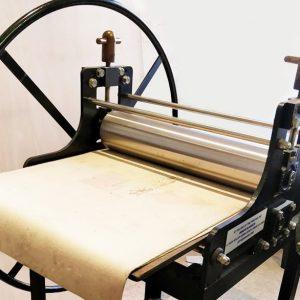 Intaglio Printmaker Etching Press
