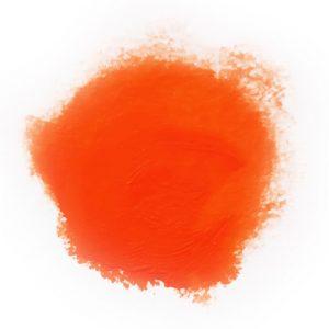Intaglio Printmaker Litho/Relief Ink Orange