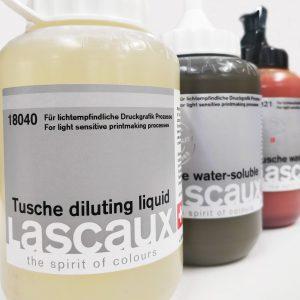 Lascaux Tusche