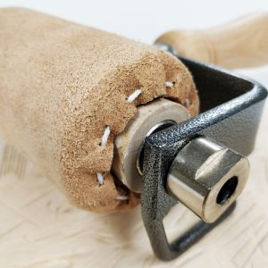 Leather & Spindle Rollers