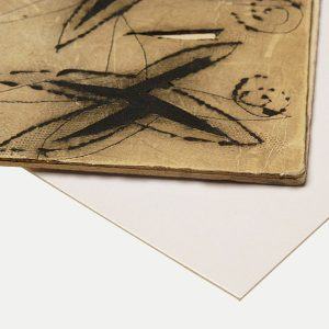 Paper Drypoint Plates