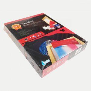 Speedball Opaque Fabric Printing Kit