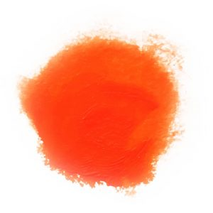 Speedball Water Soluble Block Printing Ink Orange
