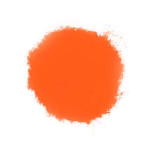 Cranfield Water Based Relief Ink Orange