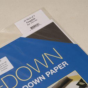 Tracedown Transfer Paper