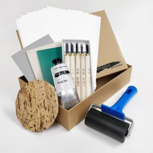 Traditional Relief Printing Kit