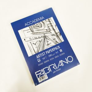Fabriano Accademia Paper Pack
