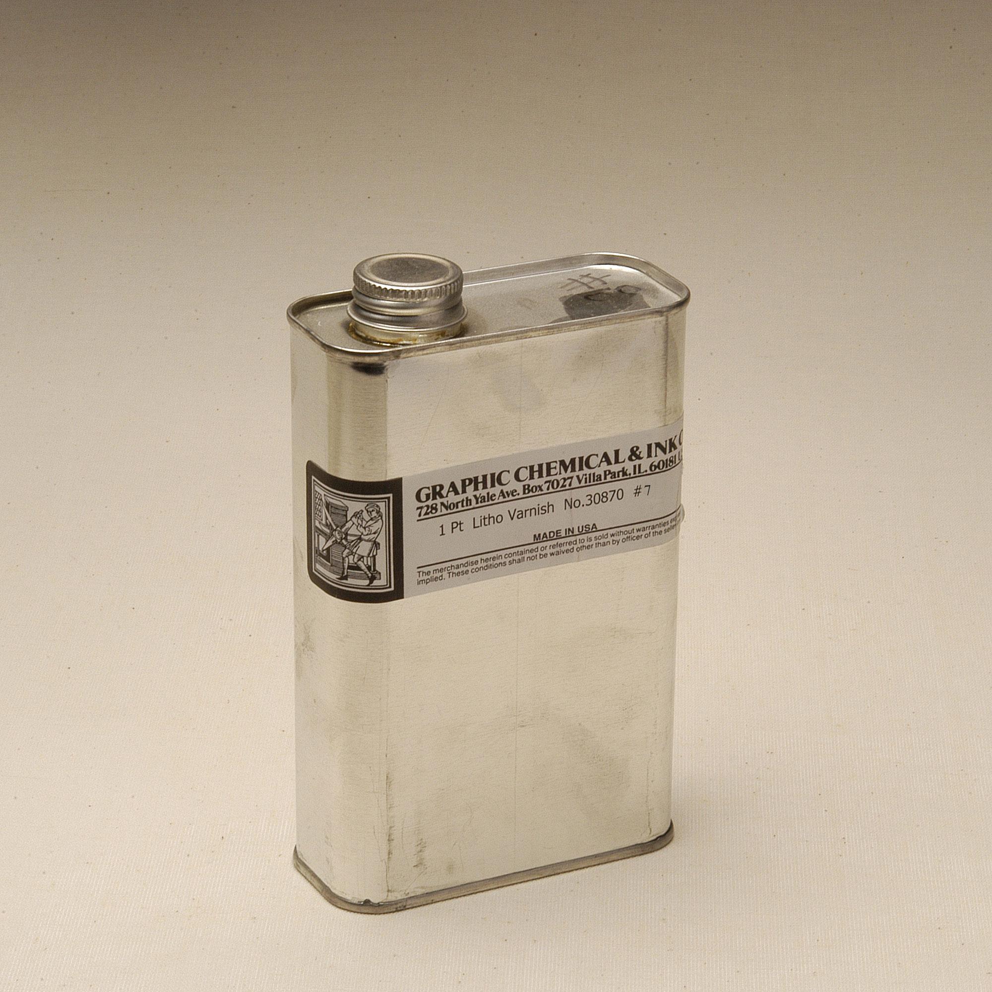 Graphic Chemical Litho Varnish