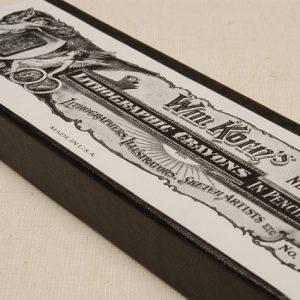 Korns Pencil Cores