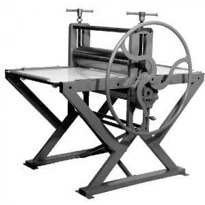 Polymetaal Press JW Series