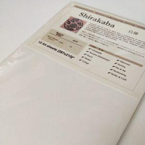 Shirakaba Pack A4
