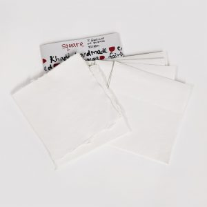 Khadi Paper Card and Envelope Packs