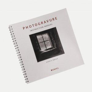 Photogravure Instruction Manual